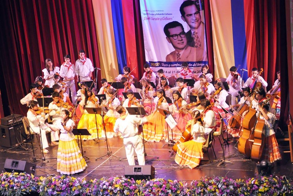 """musicos0228 1000 - """"Festival Nacional de la Música  Colombiana"""" será anfitrión de cultura y de folclore"""