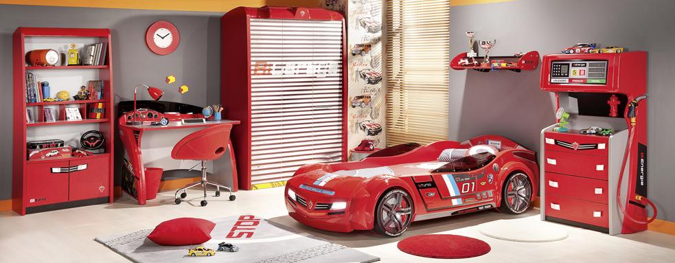 Asesórese para decorar el cuarto de su hijo con muebles modulares y ...