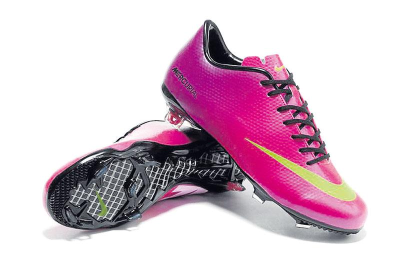 Nike y Cristiano lanzan zapatillas de alta velocidad 985e8a65325d8