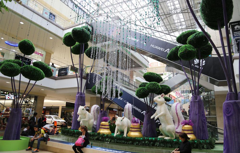 Decoracion navidea para comercios adems realiza decoracin for Decoracion de navidad 2014