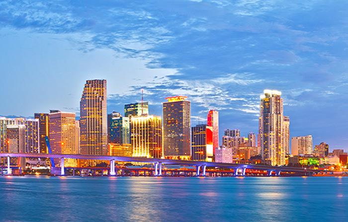 Zonas de moda para comprar casa de lujo en Miami