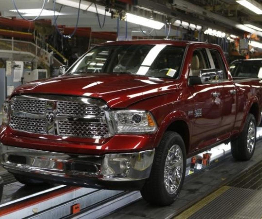 Fiat Chrysler reanuda fabricación de vehículos diésel en Estados Unidos
