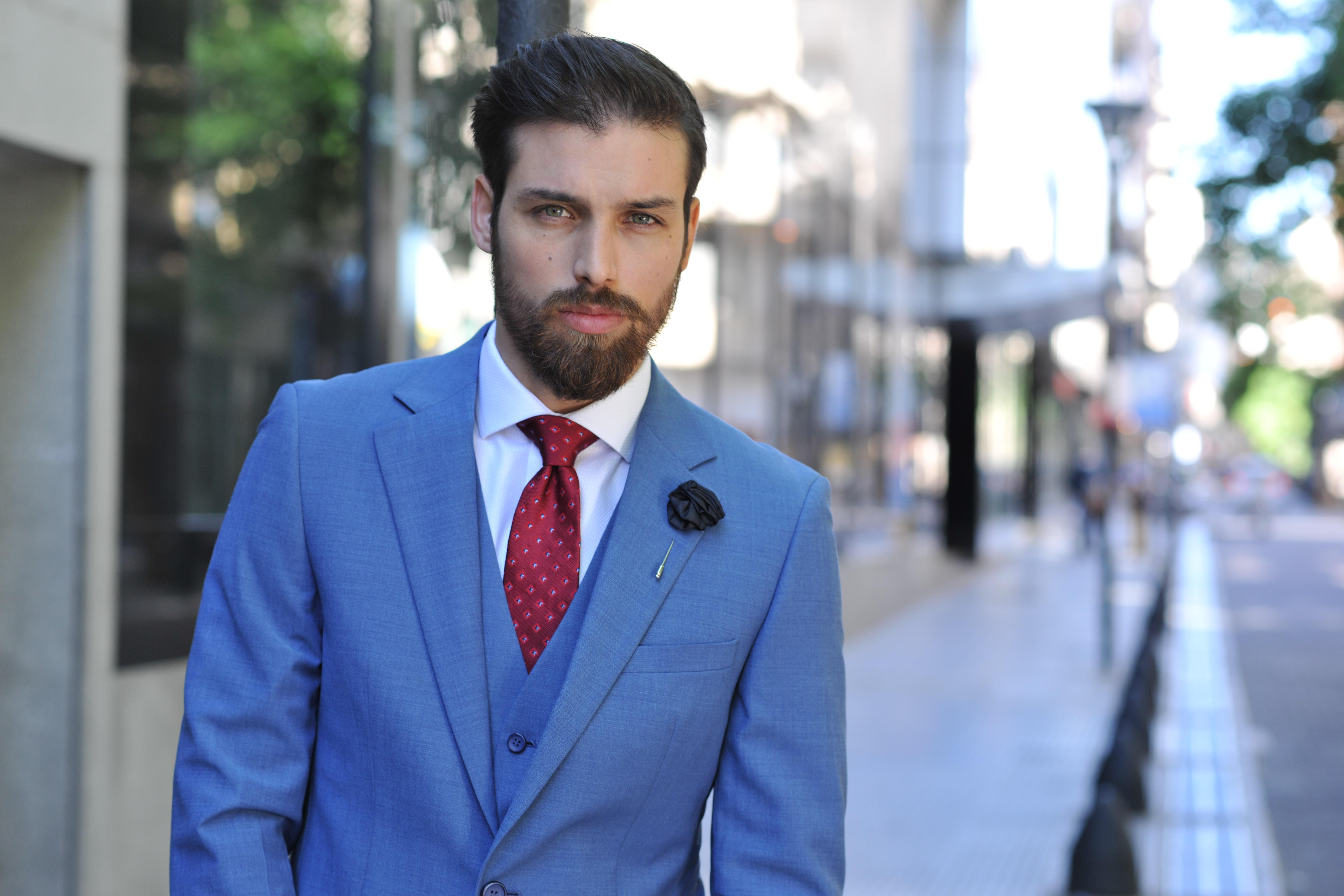 Trajes formales para hombre bogota arturo calle