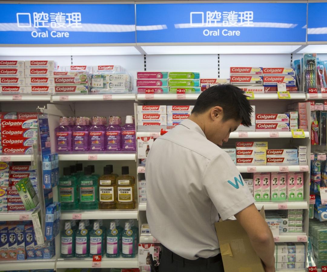 Colgate y Oral B venden seis de cada 10 productos de cuidado dental 54dbdd2f5de3