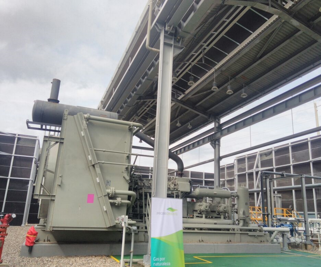 Promioriente y Ecopetrol firmaron contrato para llevar a cabo transporte de gas natural