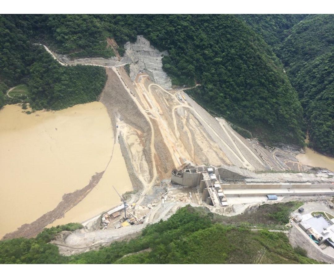 Constructores de Hidroituango dan parte de tranquilidad por póliza ...