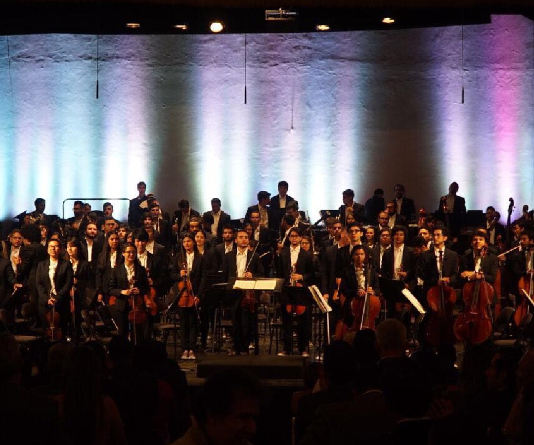 Gran Concierto Davivienda de Navidad será el 5 de diciembre con la Filarmónica Joven
