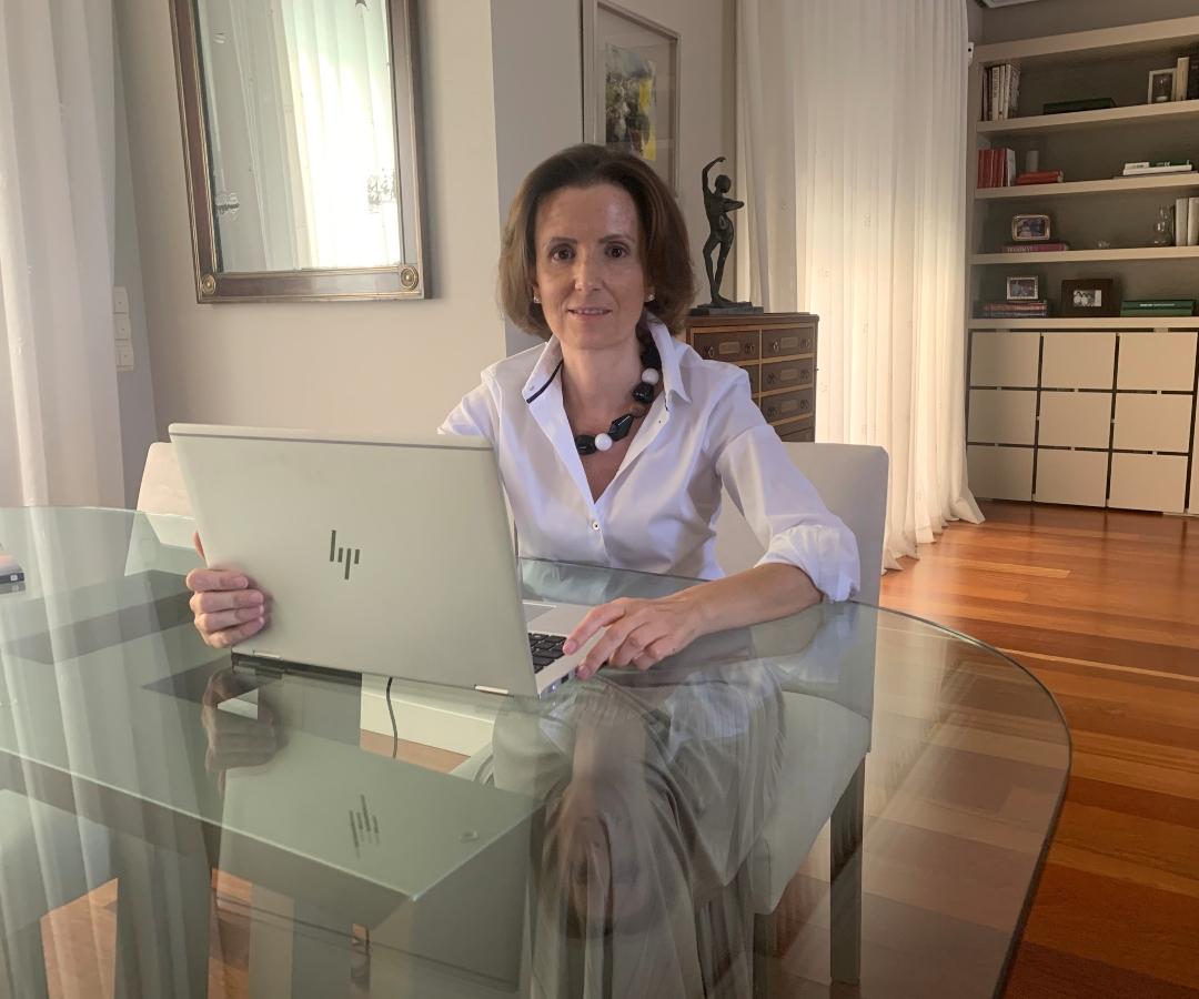 """""""Las mujeres siguen estando muy poco presentes en la alta dirección de las empresas"""""""