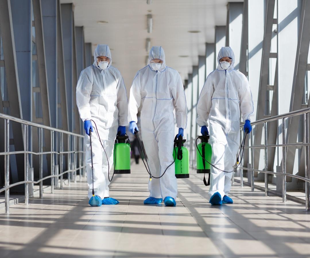 Grupo Bolívar lanzó servicio para proteger del virus a residentes de conjuntos