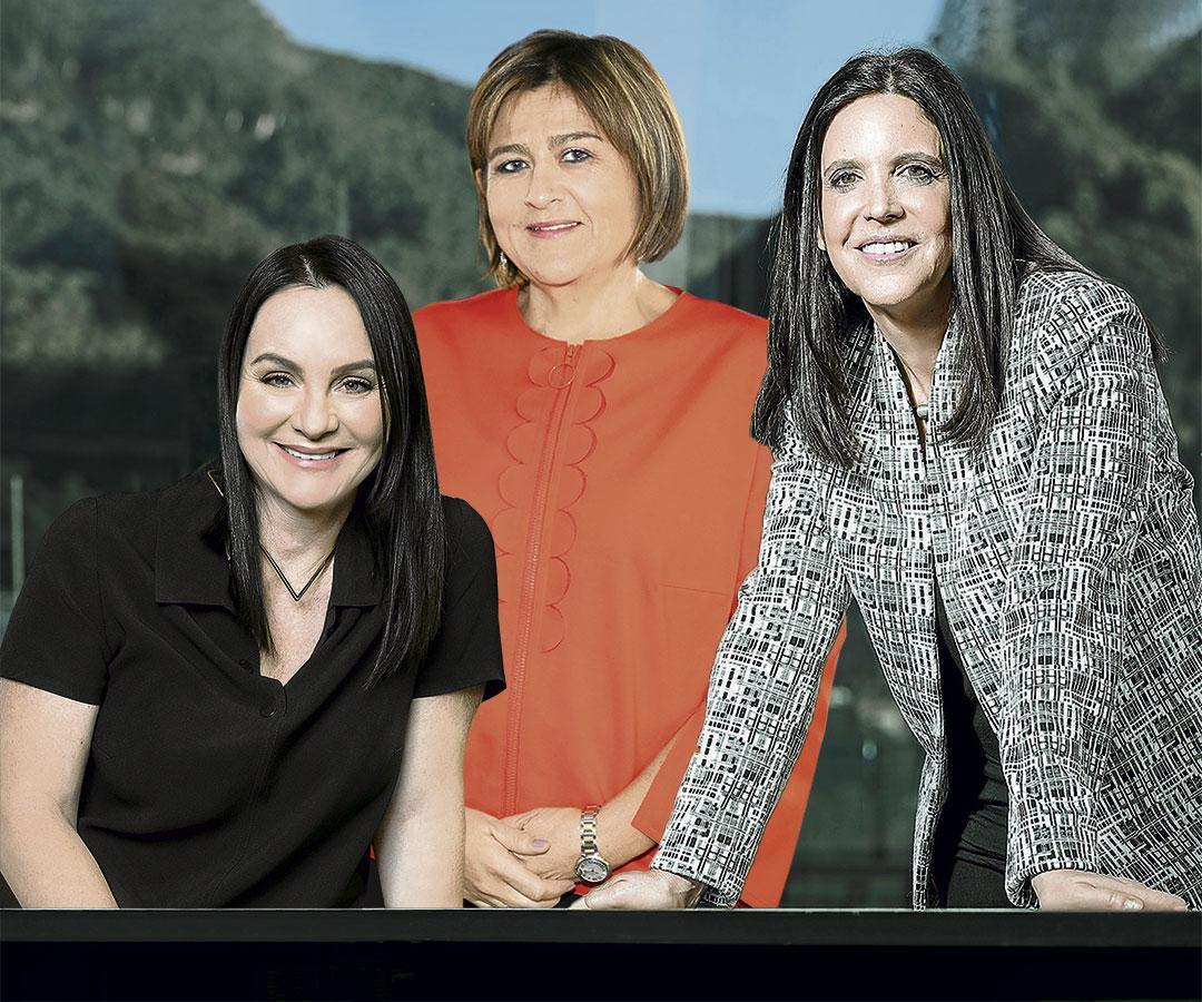 Siete ejemplos de liderazgo femenino en las compañías con los mayores ingresos