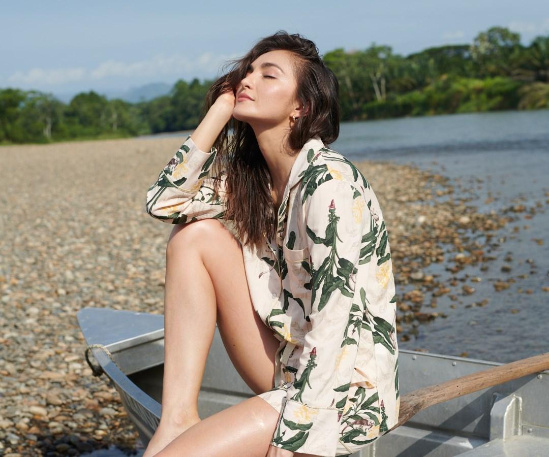 La marca de joyería Pajarolimon creó nueva colección de ropa loungewear para Bronzini
