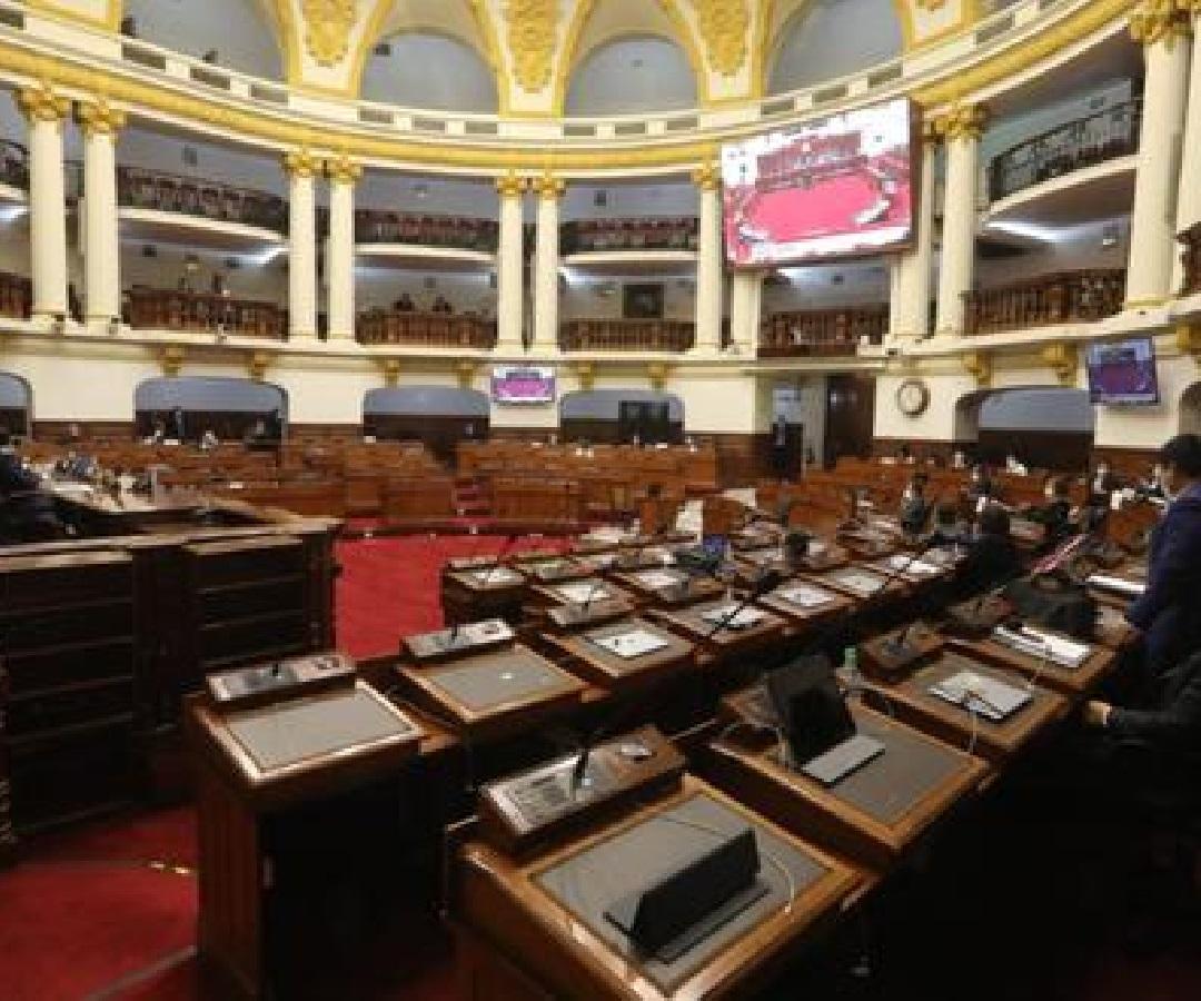 El congreso de Perú aprueba ley que fijará tope a la tasa interés de los préstamos bancarios