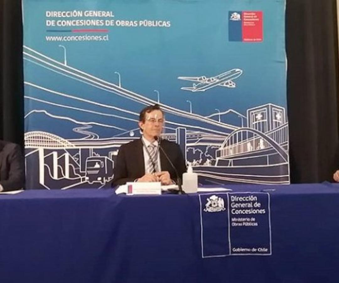 Sacyr y firma china intentan ganarle la concesión de la autopista Talca-Chillán a colombiana ISA