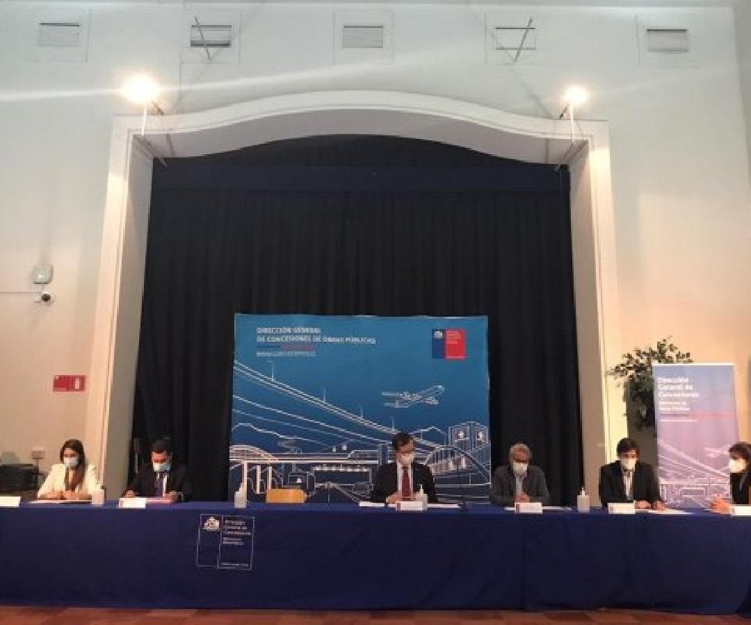 China Railway Construction le quita al grupo ISA la concesión de la ruta Talca-Chillan