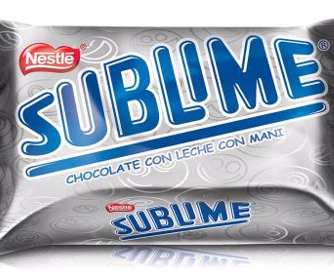ingredientes para chocolate sublime