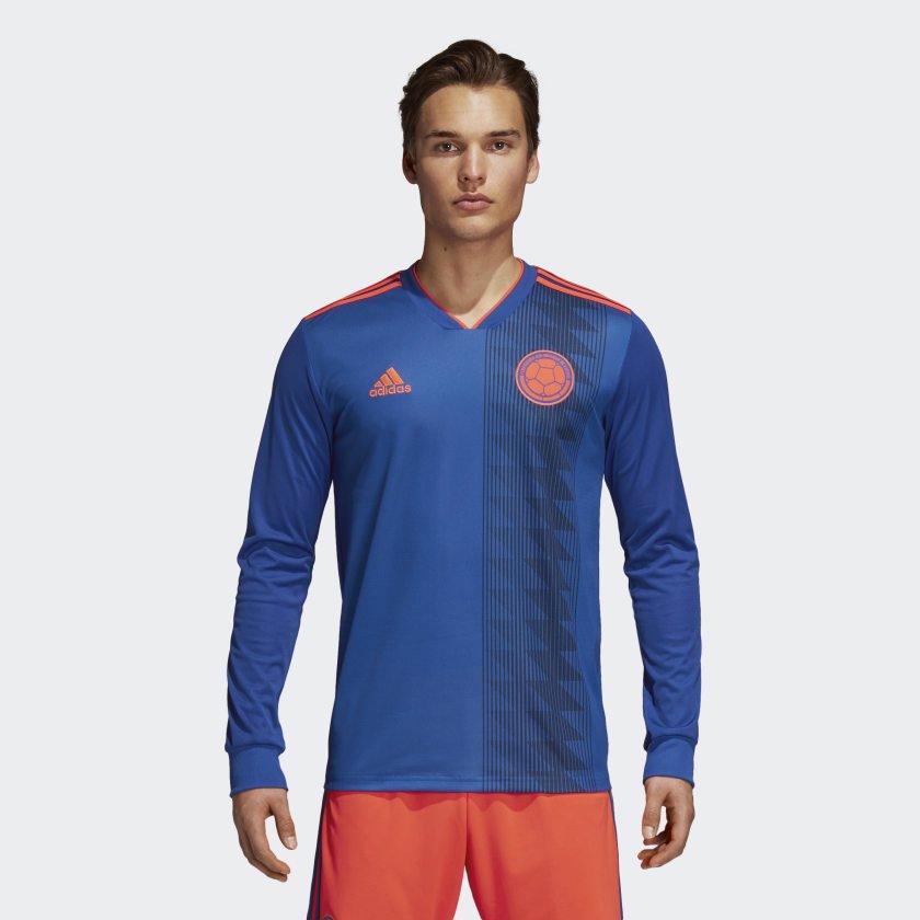 06db94b3f Selección Colombia presentó su nueva camiseta oficial, conozca acá ...