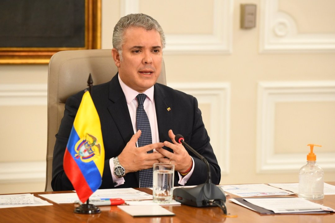 Presidente Duque promulgó la reforma de cadena perpetua para asesinos de  menores