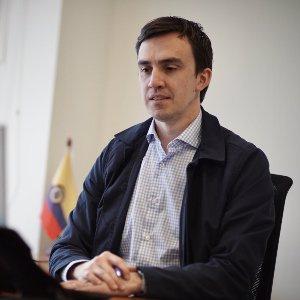 Germán Rueda, viceministro de Economía Digital