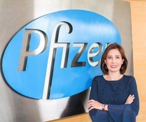 Ana Dolores Román asumió como la nueva gerente de Pfizer en Colombia y Venezuela a partir de este 3 de febrero
