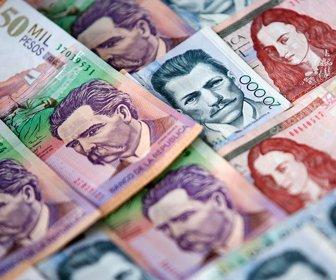 fb43293d19bd Pesos de Colombia y México