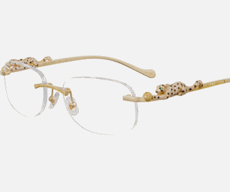 distribuidor mayorista 1e8ee 34aec Conozca las cinco gafas-joya más caras y exclusivas del mundo