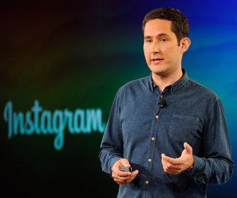Los fundadores de Instagram, Kevin Systrom y Mike Krieger