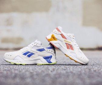 varios tipos de zapatos de separación grande descuento venta Reebok regresa a los años 90 con su clásico modelo Aztrek ...