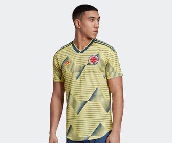 a34fda74729 Selección Colombia presentó su nueva camiseta oficial