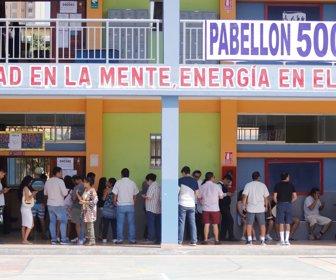 Perú: Inician votaciones para conformar nuevo Congreso