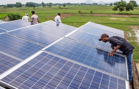 Los Beneficios De Instalar Un Panel Solar En El Campo