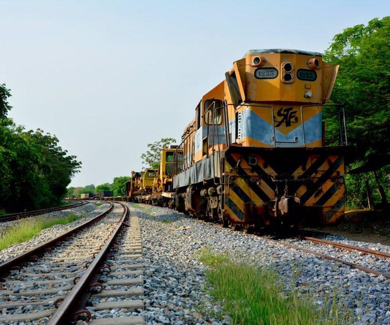 Inició la operación del Tren Santa Marta - La Dorada con carga de exportación - La República