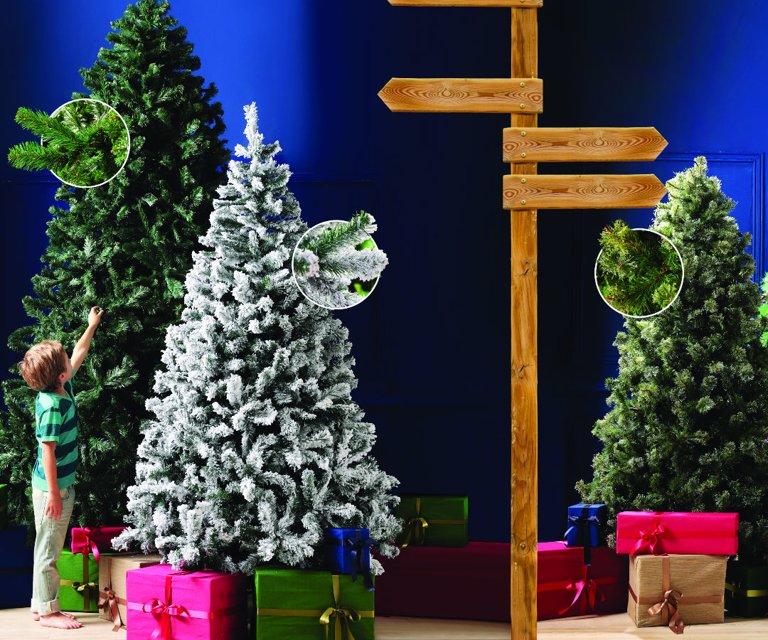 c008662a3e0 Las opciones para comprar el árbol de Navidad en diferentes almacenes
