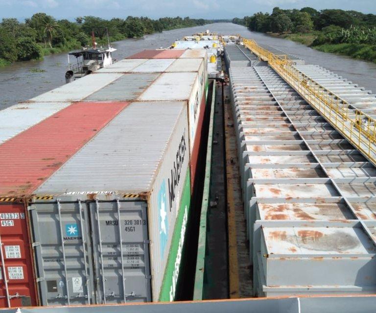 La primera operación multimodal entre Cartagena y La Dorada ya está en marcha - La República