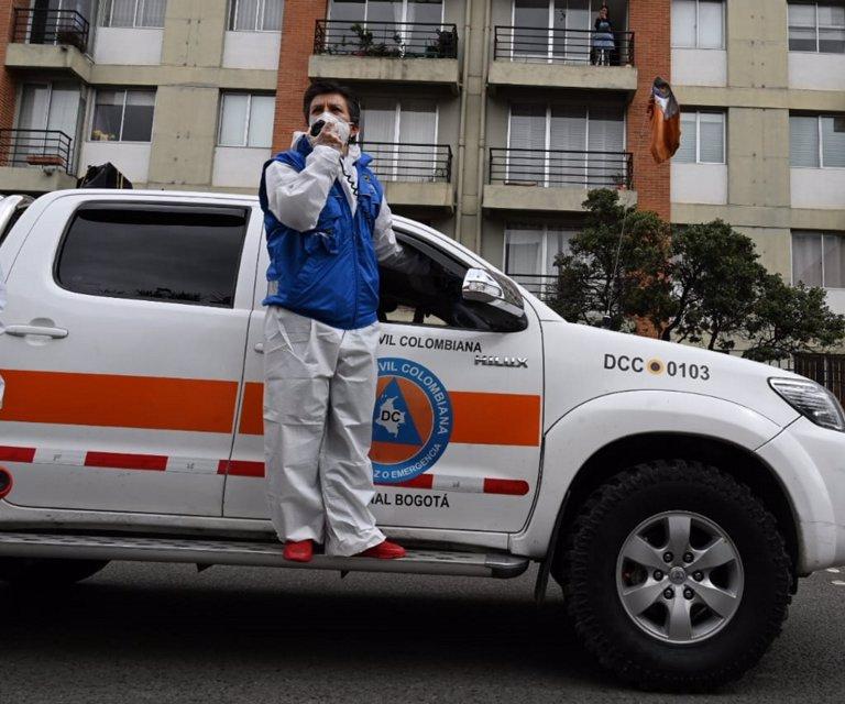 Ya entraron en funcionamiento las zonas en alerta naranja por pandemia en Bogotá