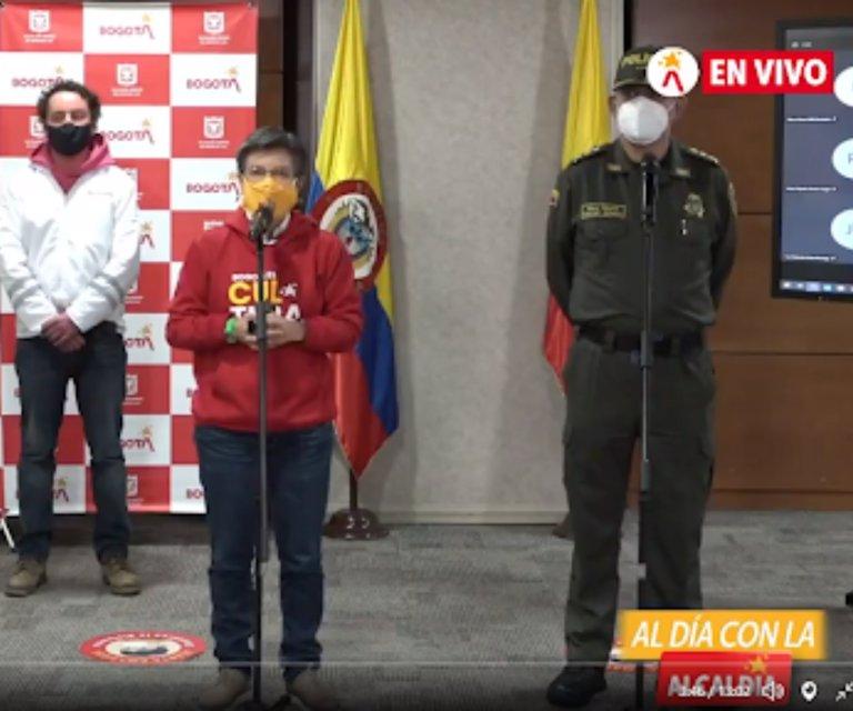 Habrá toque de queda en Bogotá por la final del fútbol colombiano, que se celebrará en el Campín